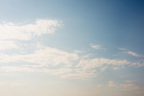 夕方の空模様 113の高画質画像