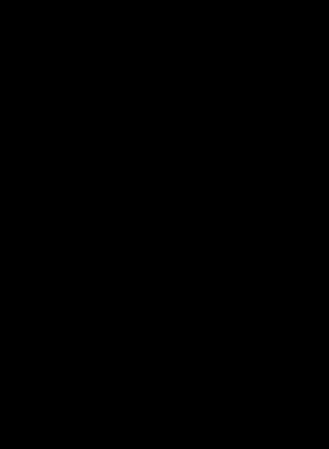 黒丸、透過PNGの文字素材の高画質画像