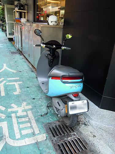 バイク、台湾の高画質画像